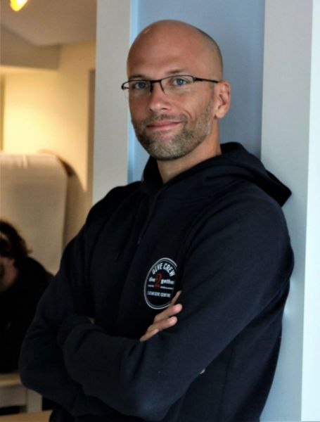 Balazs Doczy, PADI Course Director en EFR Instructor Trainer