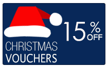 Christmas Vouchers 15% off